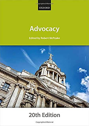 Advocacy. 20th ed.