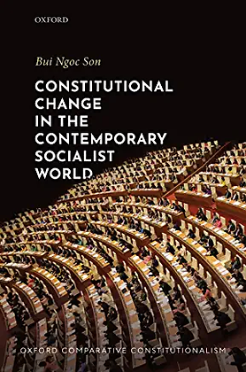 Constitutional Change in the Contemporary Socialist World.