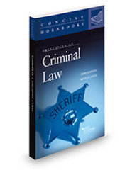 Principles of Criminal Law. (3版)