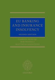 EU Banking and Insurance Insolvency. (2版)