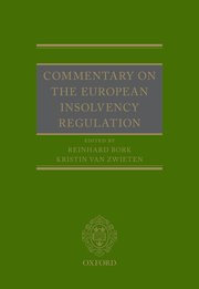 Commentary on the European Insolvency Regulation.