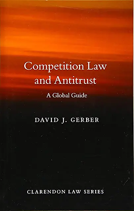 Competition Law and Antitrust.