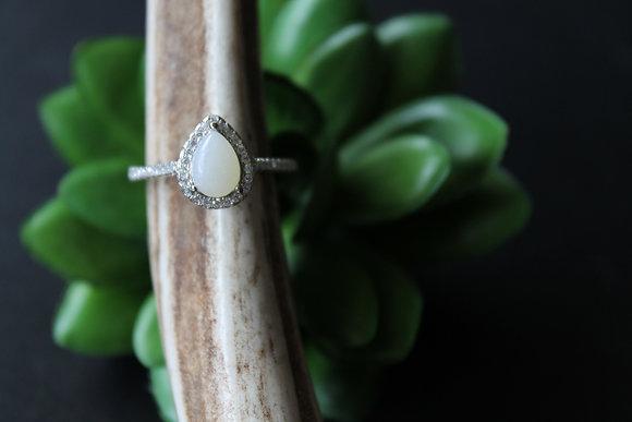 Raindrops Ring