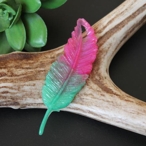 Feather Keepsake