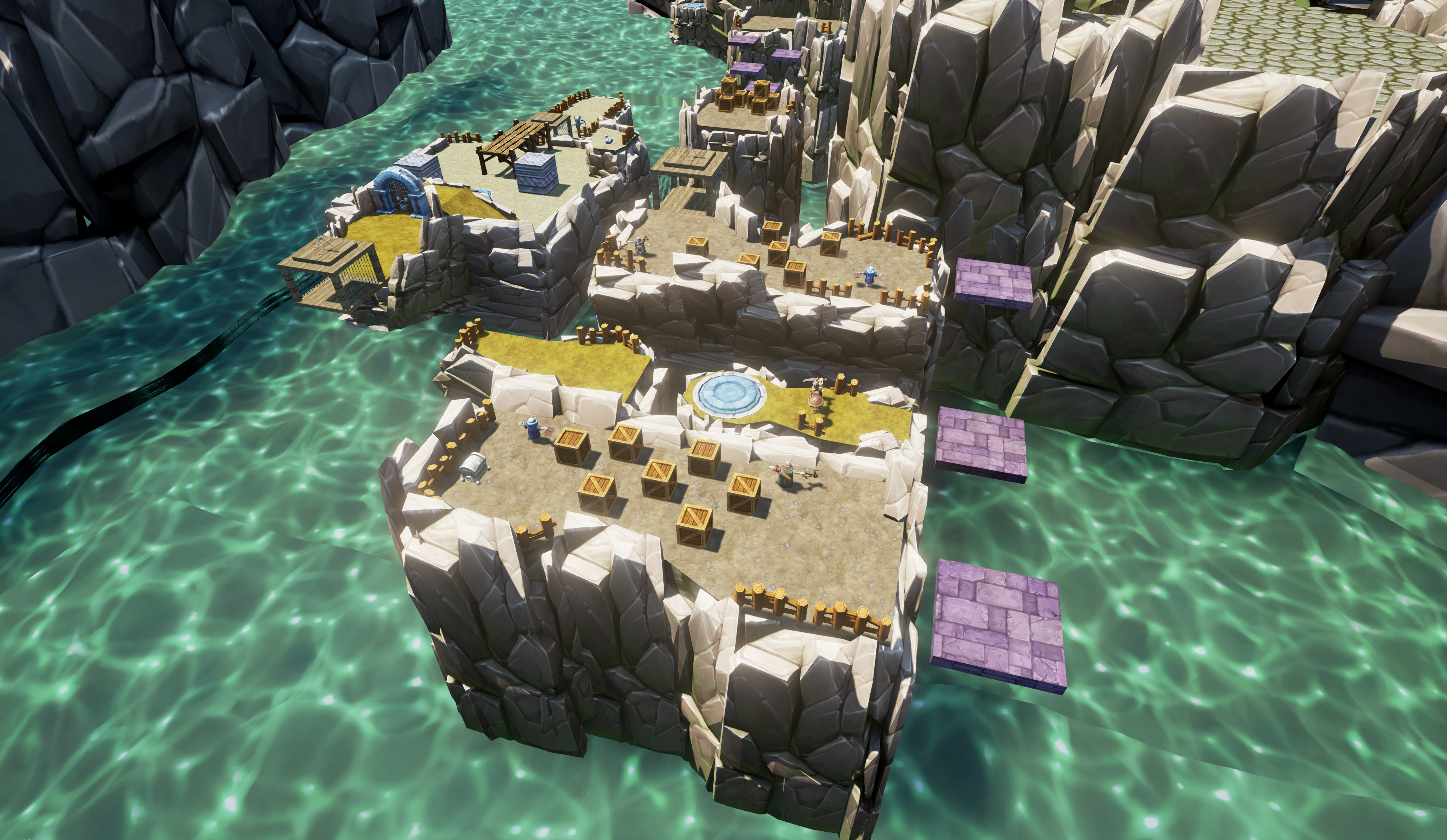 leveldesigner | Quest For Valor