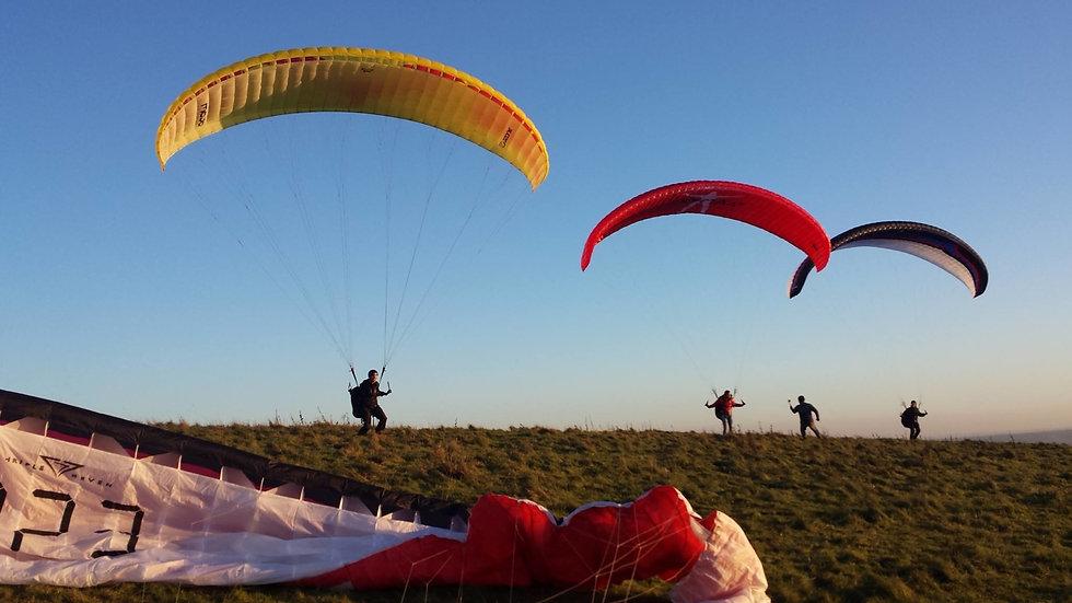 Paragliding School | Cloudbase Paragliding | Swindon