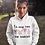Thumbnail: I'm Here For The Snacks Unisex Heavy Blend™ Hooded Sweatshirt