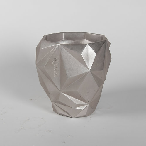 Bloempot Geometric Groot