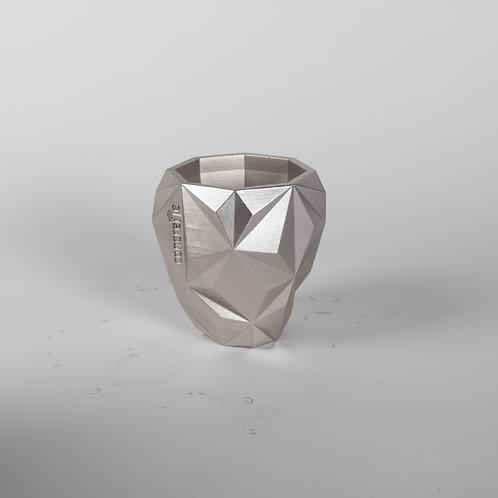 Bloempot Geometric Klein