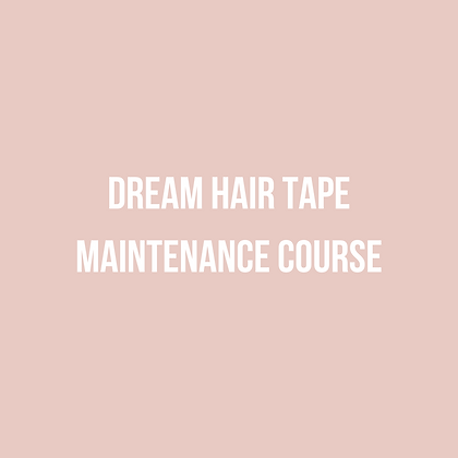 Tape Maintenance Course