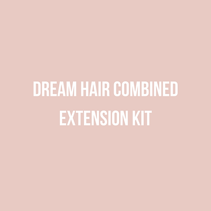 Dream Hair Combined Extension Kit