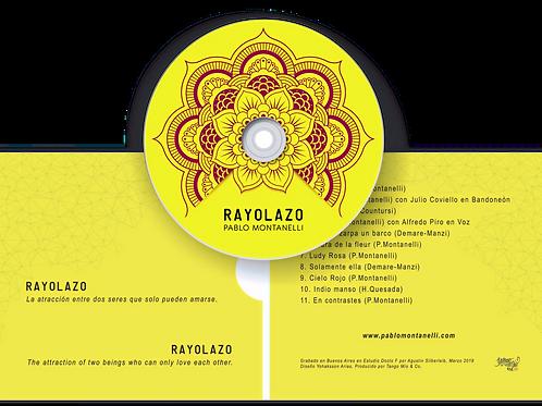 CD en Digipack Dúo sin bandeja