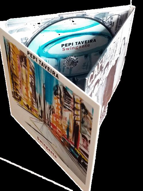 CD en Digipack Tríptico con bandeja