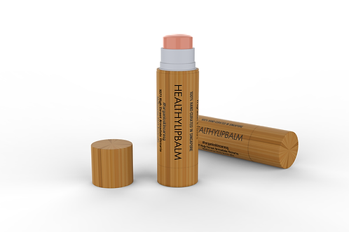 100% Natural Color-Changing Smudge Proof Healthy Lip Balm