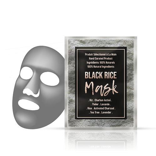 Black Rice Mask