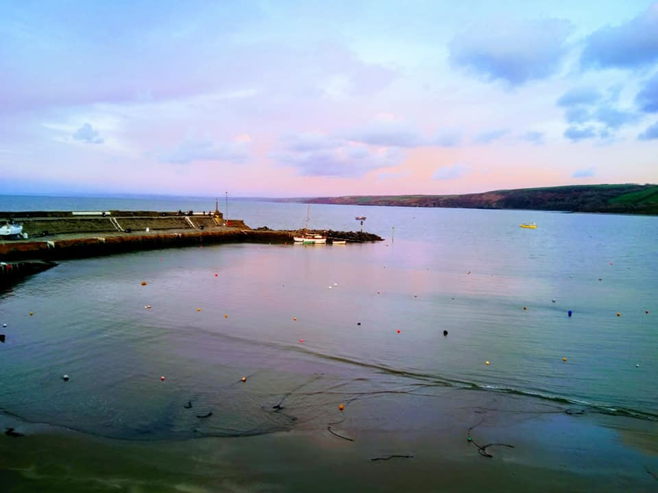 New Quay Wales