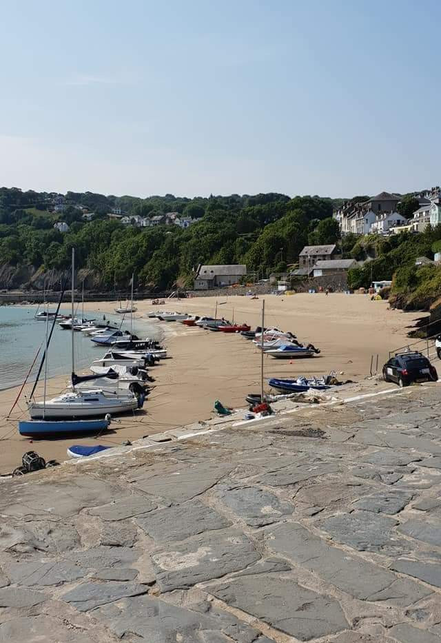 New Quay Beaches