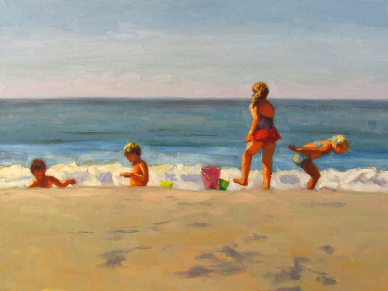 Forever young, 30x40, $1400