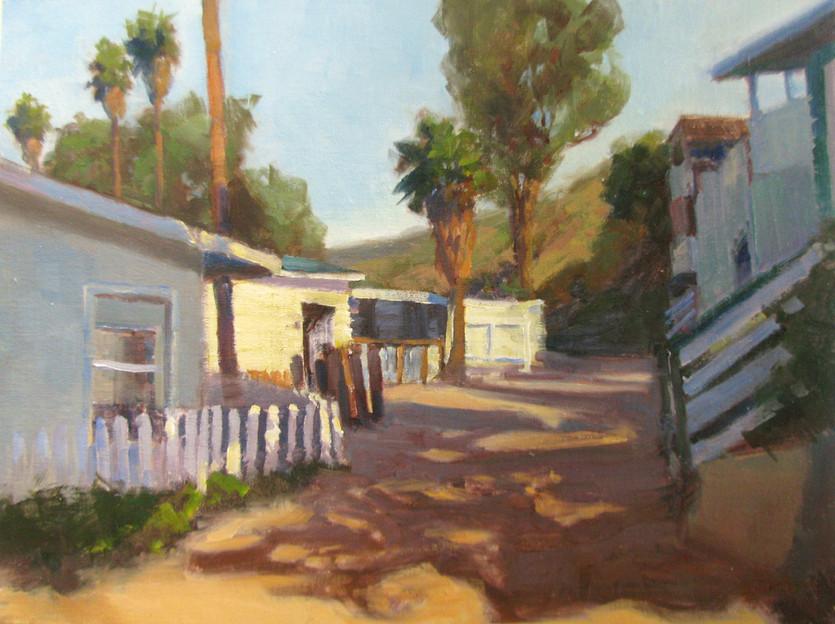 Familiar view, 12x16, $800