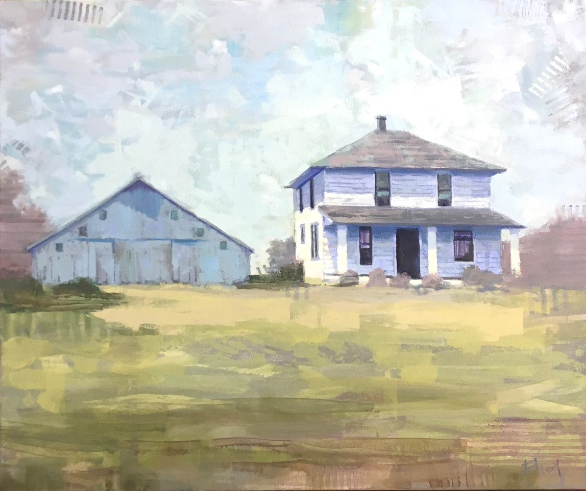 Hillcrest homestead, 30x36, SOLD