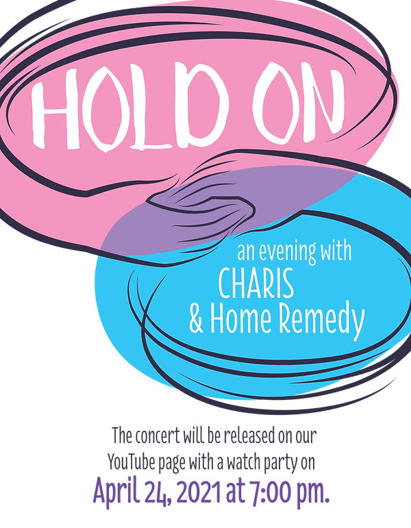 Hold On - an evening with CHARIS & Home Remedy