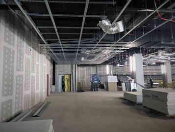 Laden in Warschau - Design, Bauleitung, Project Management