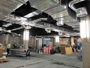Laden in Krakau - Design, Bauleitung, Project Management