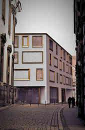 Museum in Breslau - Konzeptdesign - Wettbewerb