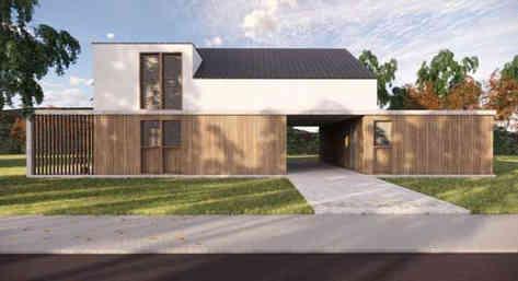 Dom z Piasku