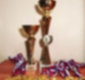 Медали 🥇 и кубки 🏆 ждут своих чемпионо
