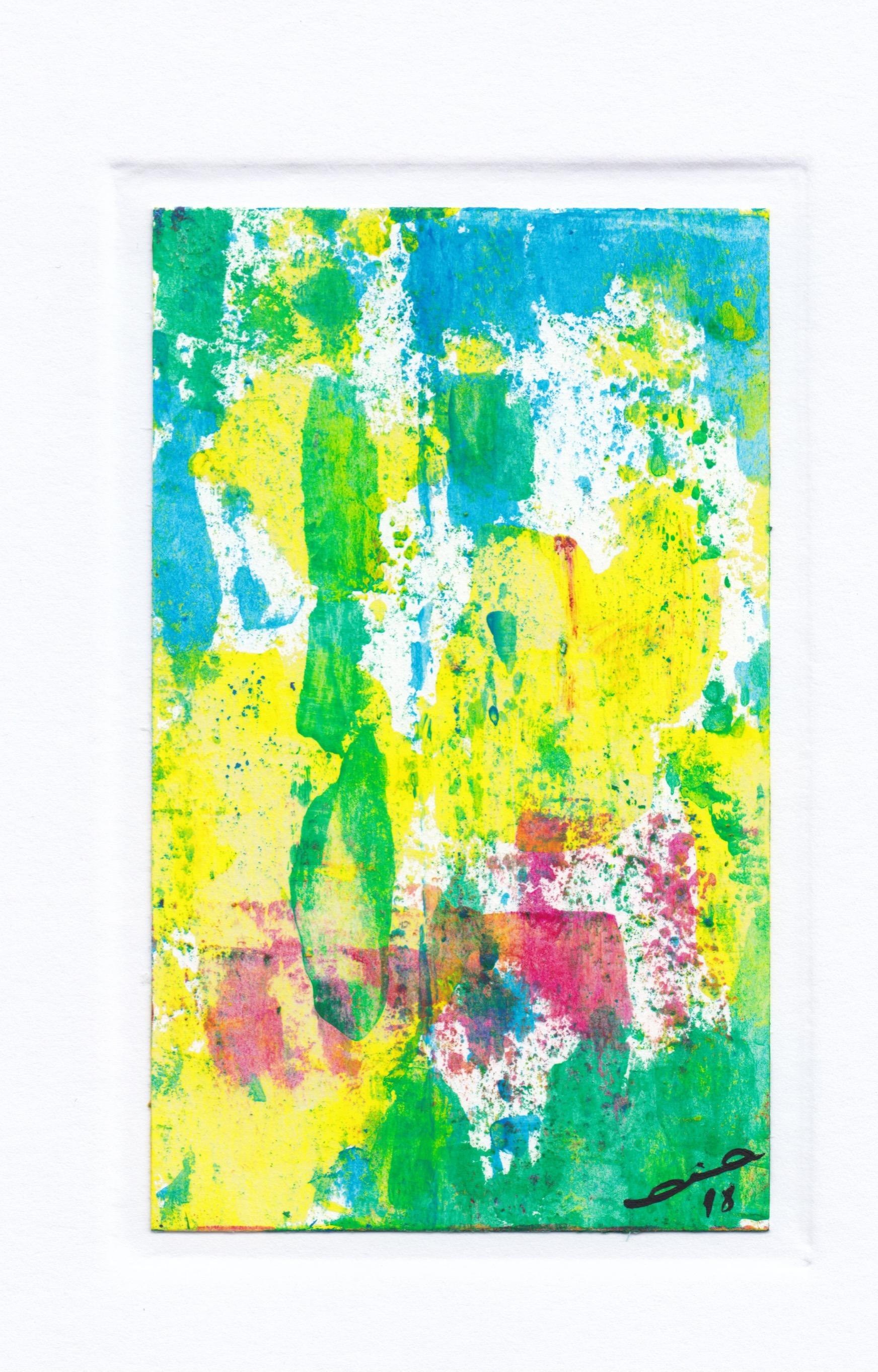 Karte - Acryl