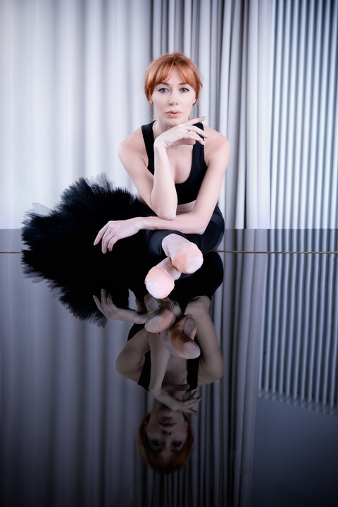 Iana Salenko - mother-to-be