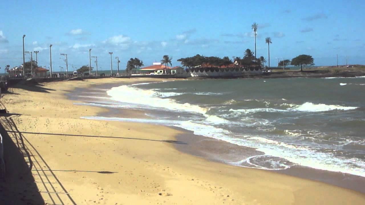 Praia areia preta