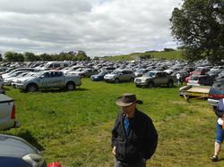 Full car park