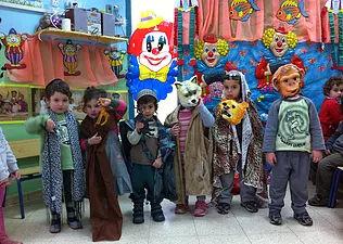 המחזות בגני ילדים עם משה כהן