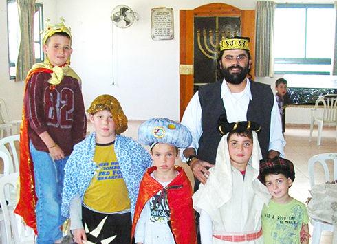 קייטנות עם משה כהן