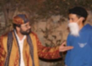 סיורי סליחות עם משה כהן