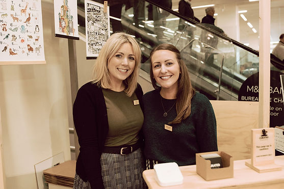 Curated Makers Made Local Pop-Up at M&S