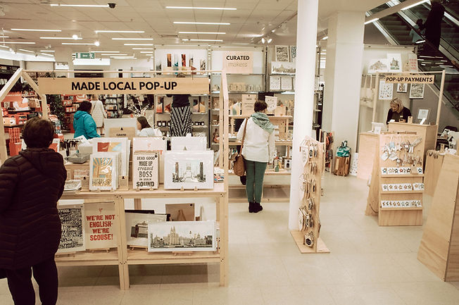 M&S LIVERPOOL CURATED MAKERS POP UP (218