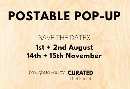 The Postable Pop-Up with Curated Makers