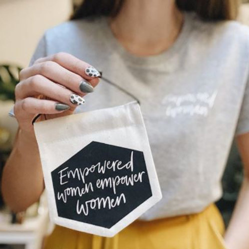 Empowered Women Empower Women Banner