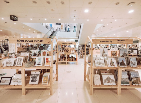 Curated Makers x John Lewis & Partners Liverpool: Made Local Pop-Up