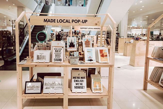 Curated Makers Made Local Pop-Up John Le