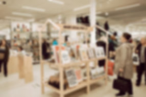 Curated Makers Pop-Up; M&S, Liverpool (1