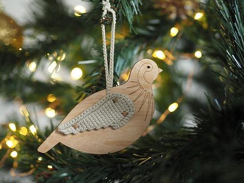 Partridge Decoration