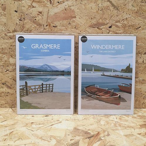 Lake District A4 Prints