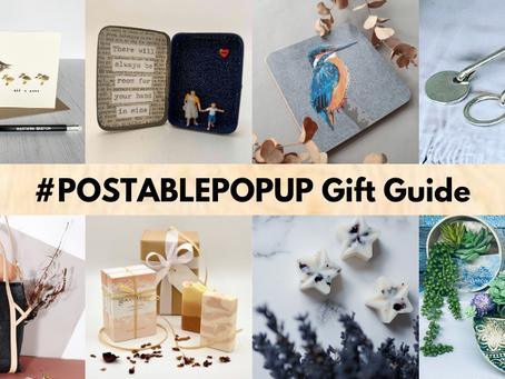 Feb's #POSTABLEPOPUP Gift Guide!