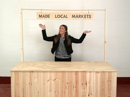 Made Local Markets...Coming Soon!