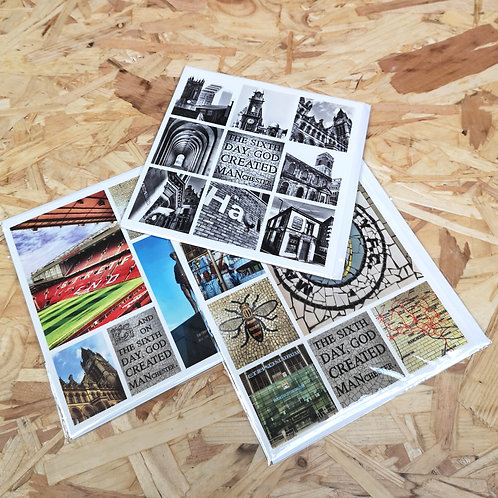 Manchester Photography Cards