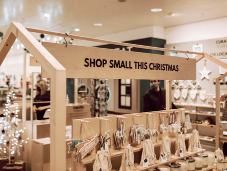 The Gift of Shopping Small